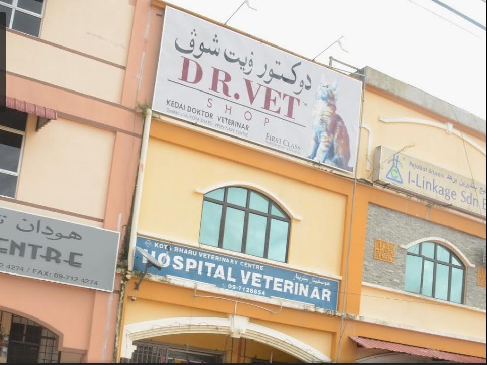 Kota Bharu Veterinary Centre Info Kucing